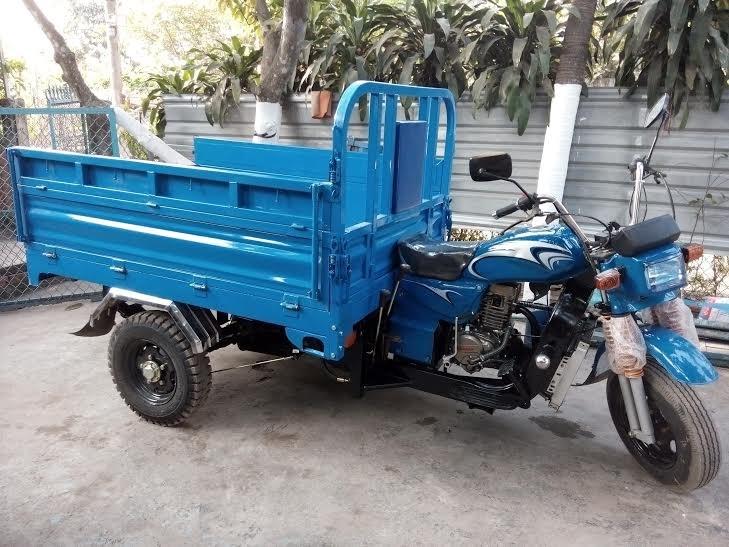 Xe ba gác chở hàng tp HCM - quận Phú Nhuận
